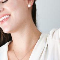 Pendentif Lait Maternel Coeur Breast Milk Pendant Heart