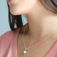 BreastMilk Pendant Star Bijo