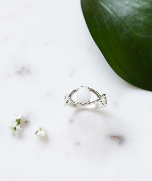 Bague Lait Maternel Infinie Breast Milk Ring infinity
