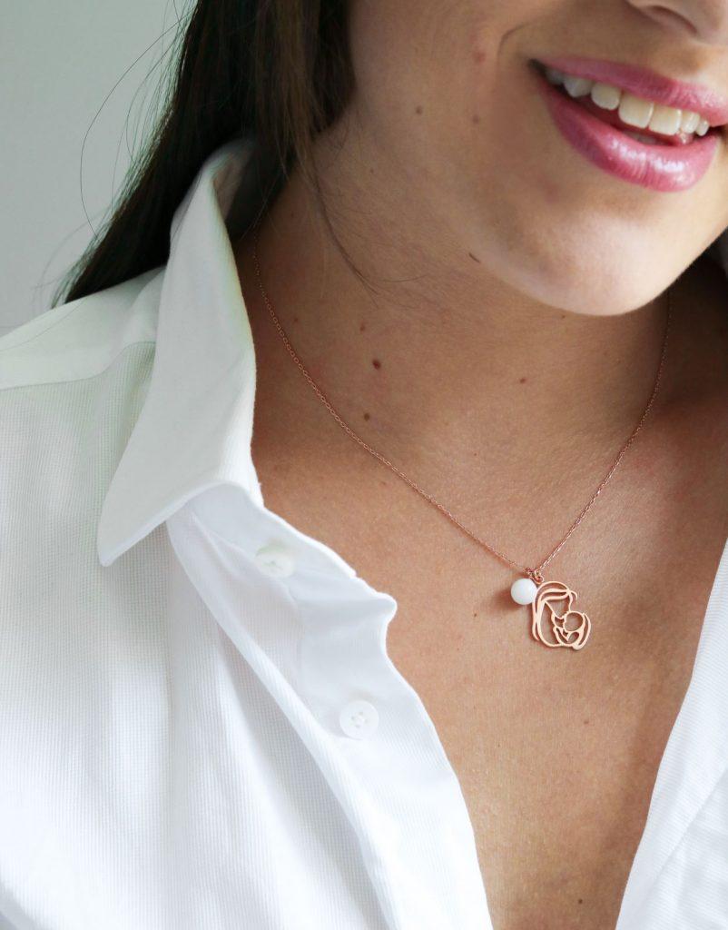 Bijou Allaitement Bijou Lait Maternel BreastMilk Jewelry Breastfeeding